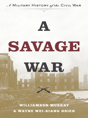 cover image of A Savage War