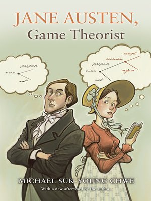 cover image of Jane Austen, Game Theorist