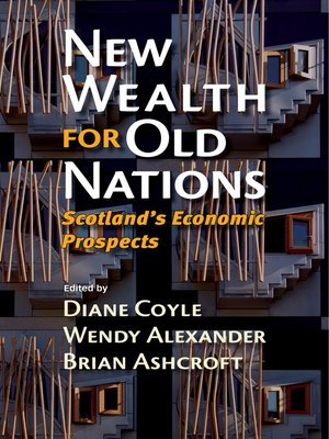cover image of New Wealth for Old Nations