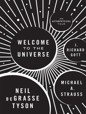 cover image of Welcome to the Universe