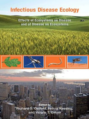 cover image of Infectious Disease Ecology