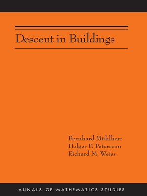 cover image of Descent in Buildings (AM-190), Volume I
