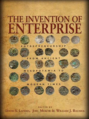 cover image of The Invention of Enterprise
