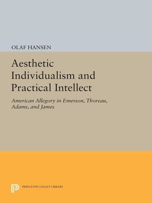 cover image of Aesthetic Individualism and Practical Intellect