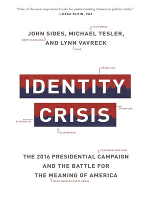 cover image of Identity Crisis