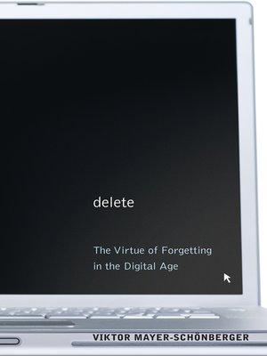 cover image of Delete