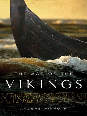 cover image of The Age of the Vikings