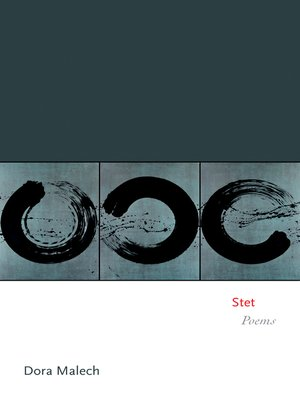 cover image of Stet