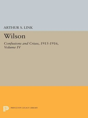 cover image of Wilson, Volume 4
