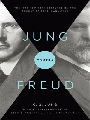 cover image of Jung contra Freud