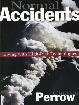 cover image of Normal Accidents