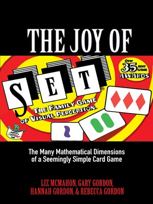 cover image of The Joy of SET