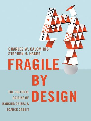 cover image of Fragile by Design