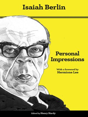 cover image of Personal Impressions