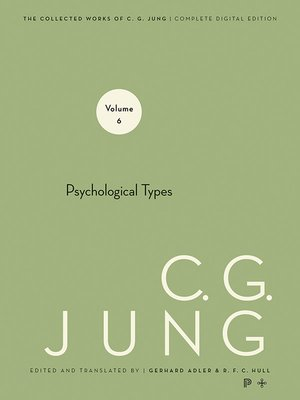 cover image of Collected Works of C.G. Jung, Volume 6