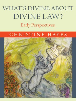 cover image of What's Divine about Divine Law?