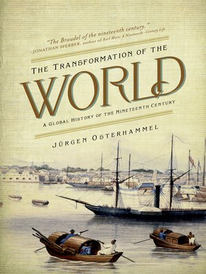 cover image of The Transformation of the World