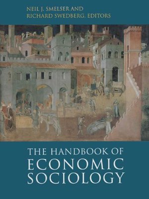 cover image of The Handbook of Economic Sociology