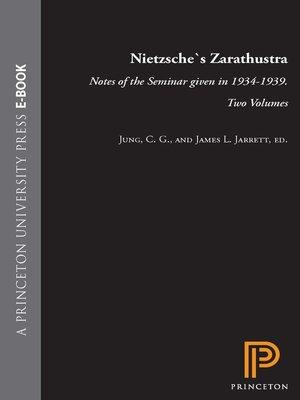 """cover image of Nietzsche's """"Zarathustra"""""""