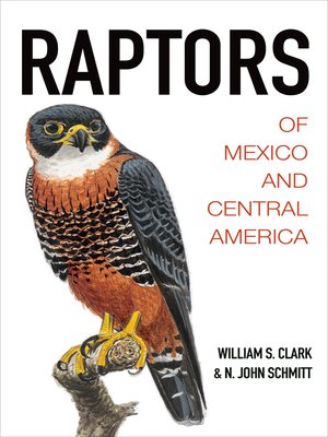 cover image of Raptors of Mexico and Central America