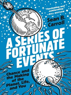 cover image of A Series of Fortunate Events