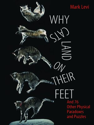 cover image of Why Cats Land on Their Feet