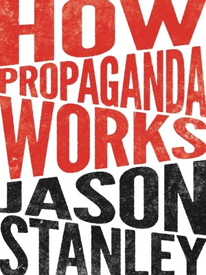 cover image of How Propaganda Works
