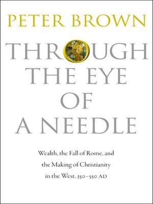 cover image of Through the Eye of a Needle