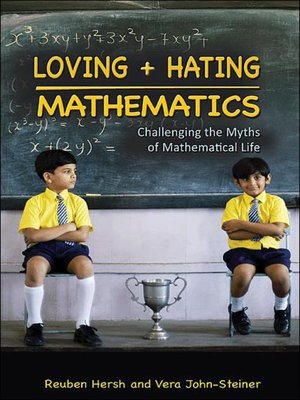 cover image of Loving and Hating Mathematics