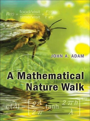 cover image of A Mathematical Nature Walk