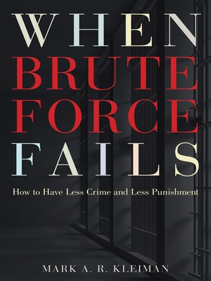 cover image of When Brute Force Fails