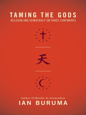 cover image of Taming the Gods