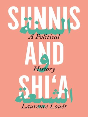 cover image of Sunnis and Shi'a