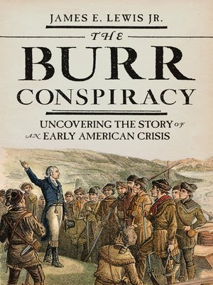 cover image of The Burr Conspiracy
