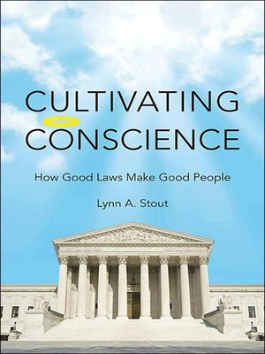 cover image of Cultivating Conscience