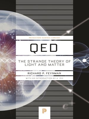 cover image of QED