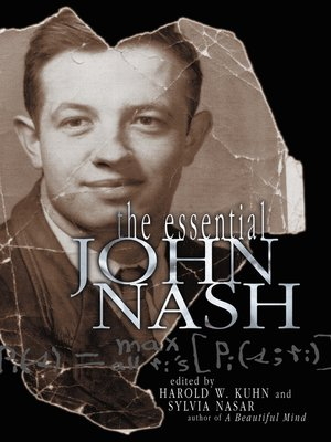 cover image of The Essential John Nash