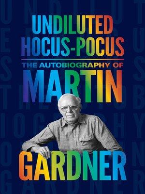 cover image of Undiluted Hocus-Pocus
