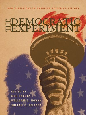cover image of The Democratic Experiment