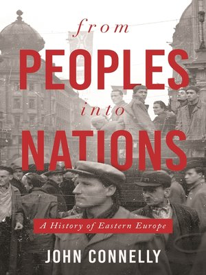 cover image of From Peoples into Nations