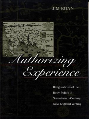 cover image of Authorizing Experience