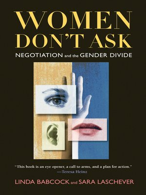 cover image of Women Don't Ask