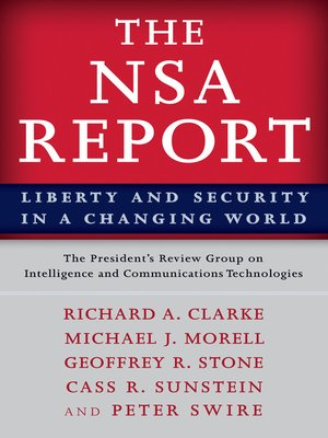 cover image of The NSA Report