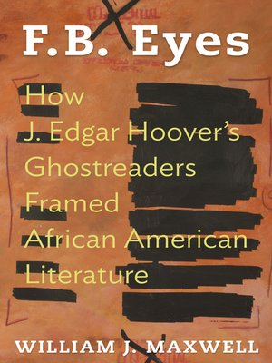 cover image of F.B. Eyes