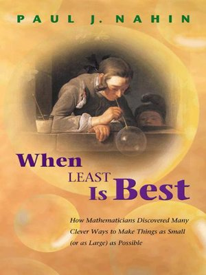 cover image of When Least Is Best
