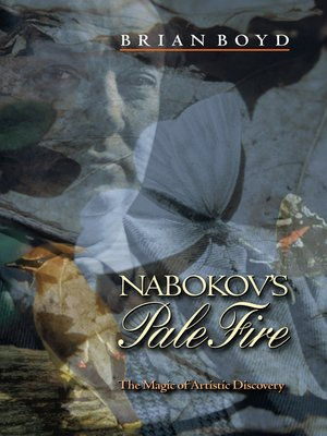 "cover image of Nabokov's ""Pale Fire"""