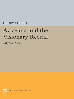 cover image of Avicenna and the Visionary Recital