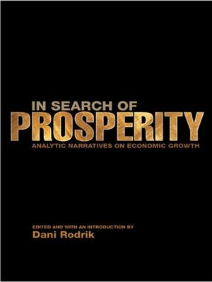 cover image of In Search of Prosperity