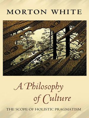 cover image of A Philosophy of Culture