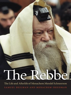 cover image of The Rebbe